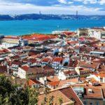 Lisbon and Rio Tejo