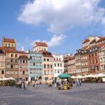Market Square, Warsaw, Poland